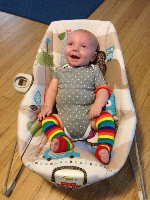 Joyful little queerspawn